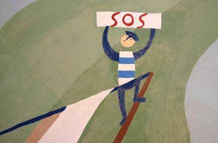 Holz, SOS