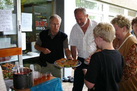Muffinverkauf