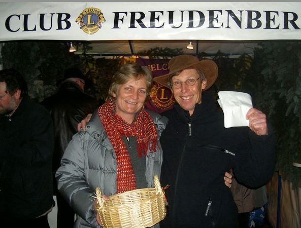 Sabine und Detlef