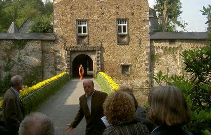 Schloss Crottorf, Gräfin Hatzfeld1