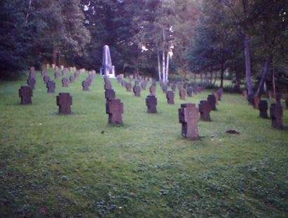 Hermelsbacher Friedhof, Zwangsarbeiter