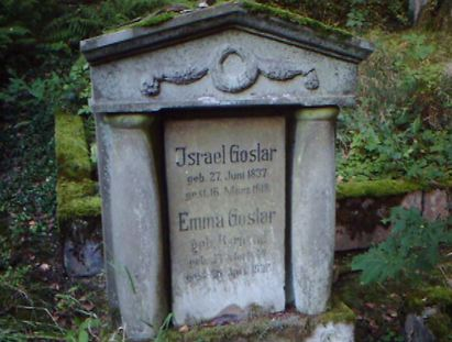Hermelsbacher Friedhof, jüdisches Gräberfeld1