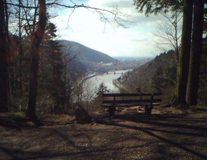 Rheinsteig, Burgen, Wanderweg, Fernwanderwege