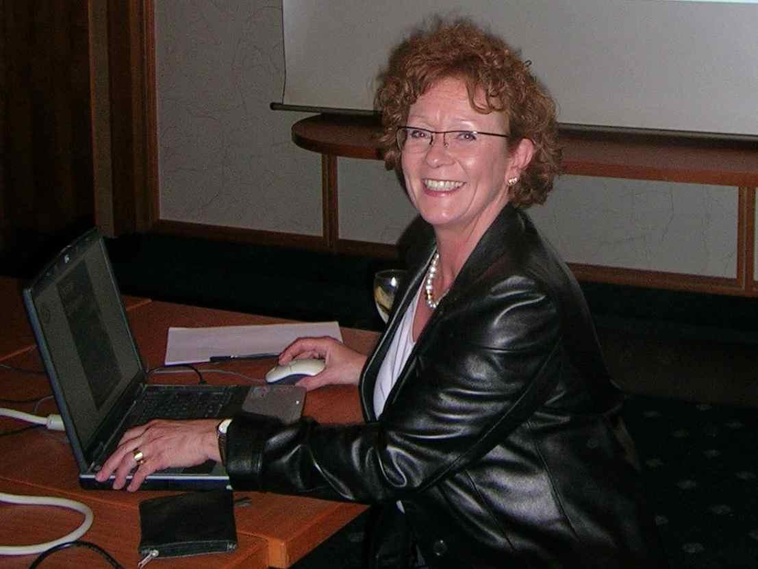 Schmerztherapeutin, Dr. med. Regina Mansfeld-Nies